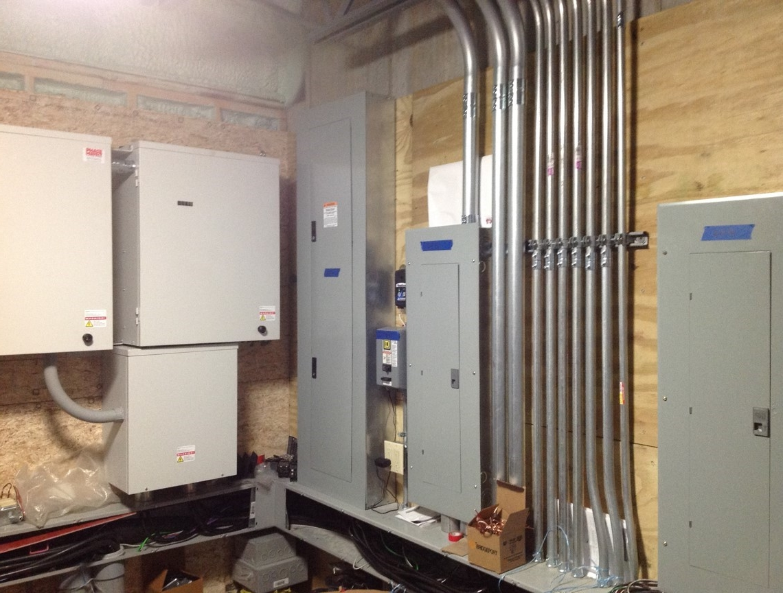 MA & VT Electrician - Bergeron Electrical Services: Residential ...